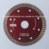 Лезвия алмазной пилы електричюеского инструмента для мрамора, камня, конкретного