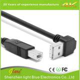 OEM пакуя прямоугольный миниый кабель USB