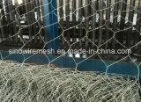 Rede revestida verde das aves domésticas do PVC das vendas quentes com preço do competidor