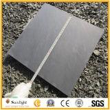 /Wallのタイルに床を張るための自然で黒くか灰色または黄色文化石のスレート