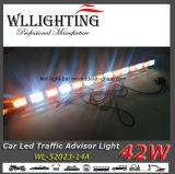 細い方向棒LEDの警報灯棒