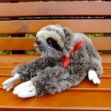 Giocattolo della peluche di bradipo farcito abitudine