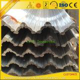 アルミニウム製造者6061は6063産業アルミニウム角度のプロフィール突き出た