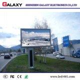HD al aire libre/de interior impermeabilizan la pantalla/el panel/la visualización de P5/P6/P8/P10 LED para hacer publicidad