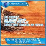 Вещество обрызгивания силикона для чернил/пластмассы