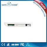 接触キーパッドのスマートな無線のおよびワイヤーで縛られたGSMのホームセキュリティーの警報システム