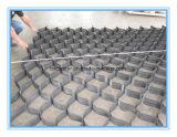 HDPE Geocell Preis verwendet im Straßenbau für Steigung-Schutz