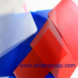 Tarjeta de acrílico del acrílico del color de la naranja 1220*2440m m de la venta directa de la fábrica de Xintao