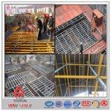 Encofrado de acero de la Losa-Viga Q235 para la construcción de edificios concretos