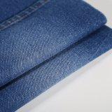 11oz de donkerblauwe Desizing van de Keperstof 100%Cotton Stof van de Jeans van het Denim
