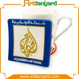 Custom Latest Disign PVC Cup Coaster