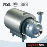 Sanitaria de acero inoxidable de grado abierto Tipo bomba centrífuga (KSCP-1)