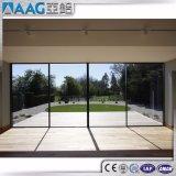 Porte intérieure avec glacer gâché par double pour le balcon