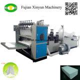Precio automático de la máquina de la fabricación de papel de tejido facial del doblez de la alta calidad V
