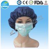 Laço descartável em Earloop PP não tecidos máscara protetora de 3 dobras