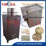 Máquina elevada de venda quente do alho da taxa da casca da produção automática