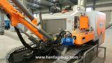 Hfg-54 plataforma de perforación rotatoria abierta del aire DTH con el colector de polvo