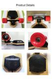 Skate elétrico esperto Longboard de quatro rodas com a bateria de lítio do LG