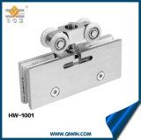 Roda de suspensão da porta de vidro dos acessórios da ferragem da mobília (HW-1001)