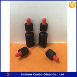 De rode Groene Gekleurde Pipet van het Druppelbuisje van het Glas voor Verkoop