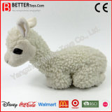 Weiches Schaf-angefülltes Tier-Plüsch-Alpaka-Spielzeug