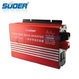Omschakelaar van de Macht van de Golf van de Sinus van Suoer 24V 230V 1000W de Zuivere (fpc-H1000B)