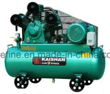 Compressor de ar industrial do controle dobro de KAH-30 12.5Bar 88CFM