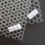 Panneau en plastique de nid d'abeilles (PC8.0)