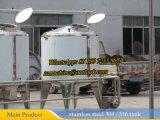 1000L tanque de mezcla con camisa de vapor (chaqueta hoyuelo y chaqueta de bobina sprail)
