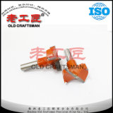 Carpintería del carburo cementado de la talla estándar de ISO