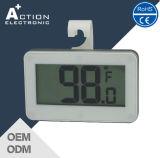 Termômetro digital para geladeira com elegante e pendurar