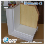 Porta do PVC WPC/ Extrusão Plástica do Parafuso do Gêmeo da Máquina Perfil do Assoalho