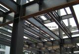 Magazzino chiaro prefabbricato della struttura d'acciaio di alto aumento