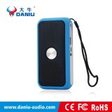 Qualität beweglicher drahtloser MiniBluetooth Lautsprecher mit Powerbank und Taschenlampe
