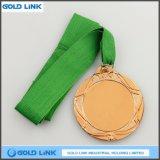 最も新しい記念品の習慣3D賞メダル挑戦硬貨の円形浮彫り