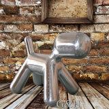 De Stoel van de Hond van het Aluminium van de Luchtvaart van klinknagels