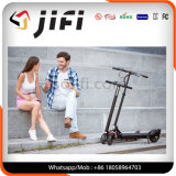 """Mini """"trotinette"""" elétrico dobrado original novo da mobilidade da bateria de lítio de Jifi"""