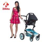 Buen coche de bebé cómodo y respirable de la seguridad