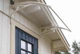Pabellón al aire libre de las puertas del corchete del toldo del abrigo de la lluvia de Sun del pabellón de los soportes plásticos