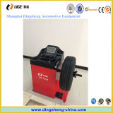 車輪のバランスをとる装置、販売Ds7100のための安いホイール・バランサ機械