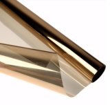 Hot Sale Gold Silver 30% Vlt Building Window Film Reflexivo