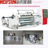 Horizontale BOPP aufschlitzende Maschine der Qfj-a Serien-