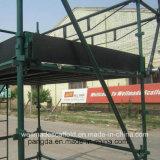 Él andamio galvanizado acero de Ringlock del fabricante de Bei Cang Zhou