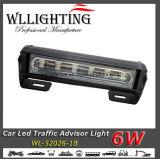 Licht van de LEIDENE Waarschuwing van de Stroboscoop het Richting voor de Auto van de Vrachtwagen van de Ziekenwagen