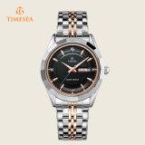 Cadeau analogique Watch72370 de poignet de montre de quartz d'étalage en acier de Mens