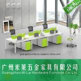 高品質のオフィスの区分ワークステーションオフィス用家具の鋼鉄机フレーム
