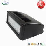 LED Wallpack Light Slim Profile Design 25W IP65 impermeável