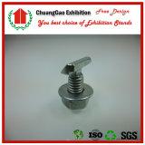 Fabricante del conector del soporte de la exposición (W010)