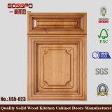 Дверь классицистического типа деревянная для шкафа Kithcen (GSP5-035)