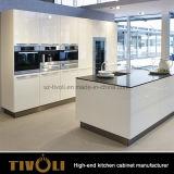 Het Nieuwe ontwerp van Kabinet van de Keuken van de luxe voor Hom Furnituer Naar maat gemaakt voor de Begroting tivo-0086h van het Project